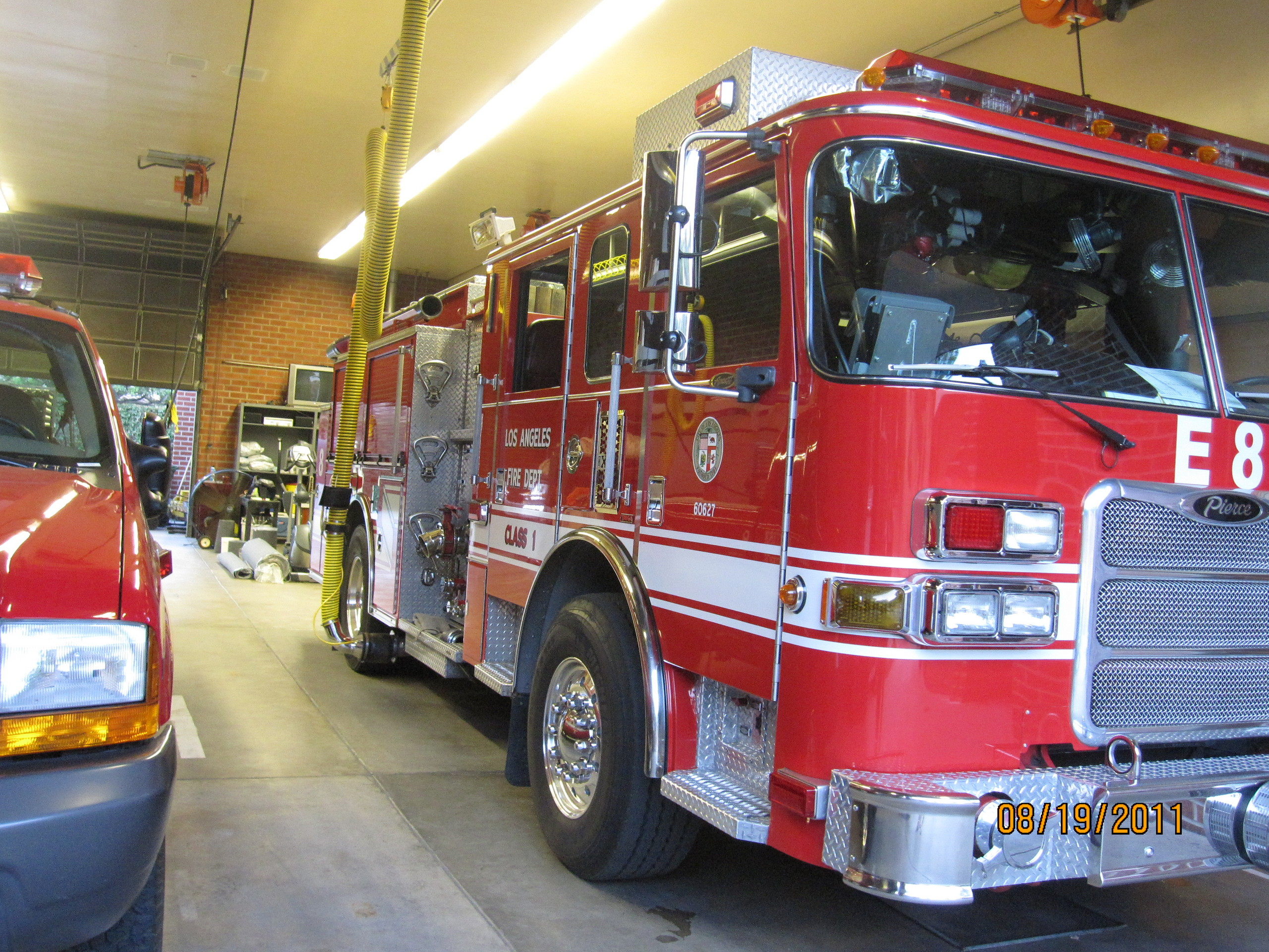 Los Angeles Fire Department Stock Photos & Los Angeles Fire ...