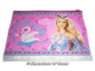 芭比娃娃 天鹅 lake pencil case