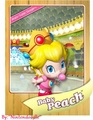 bb Peach bach - princess-peach photo