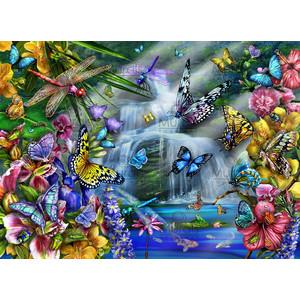 bướm oasis