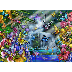 butterflies oasis