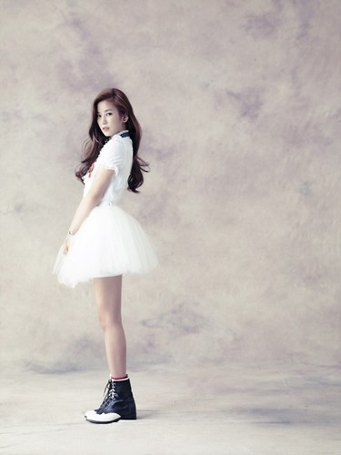 chorong - Snow rose Individual veste photo