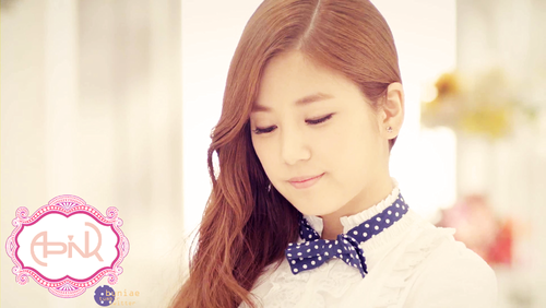 Park ChoRong वॉलपेपर probably containing a portrait titled chorong