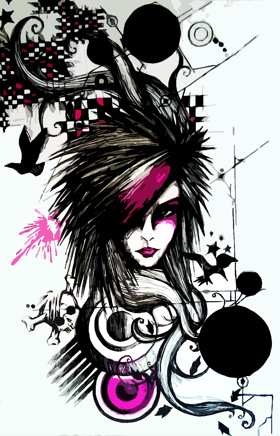 Emo Cover Art http://www.fanpop.com/clubs/emo/images/27029462/title/cover-book-fanart