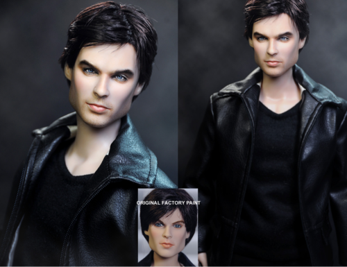 damon doll