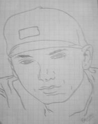 eminem drawling