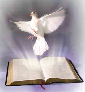 holy spirit - the-bible Photo