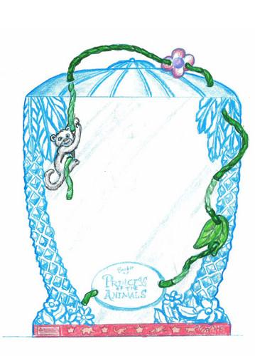 island princess original sketch