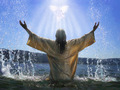 jesus and the holy spirit - the-bible wallpaper