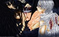 kaname, yuki, and zero - vampire-knight photo