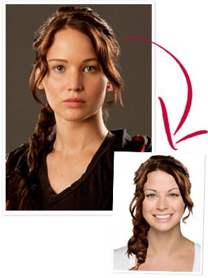 katniss's hair