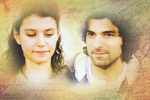 Fatmagül'ün Suçu Ne wallpaper probably with a portrait entitled kerim & fatmagul