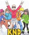 kids siguiente door