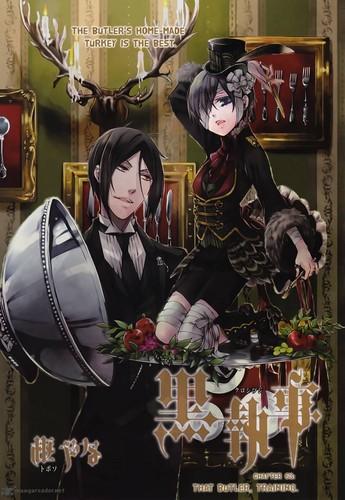 kuroshitsuji chapter 63 cover