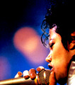living in a memory of our song..i 'd give my all for your love ..2nite - michael-jackson photo