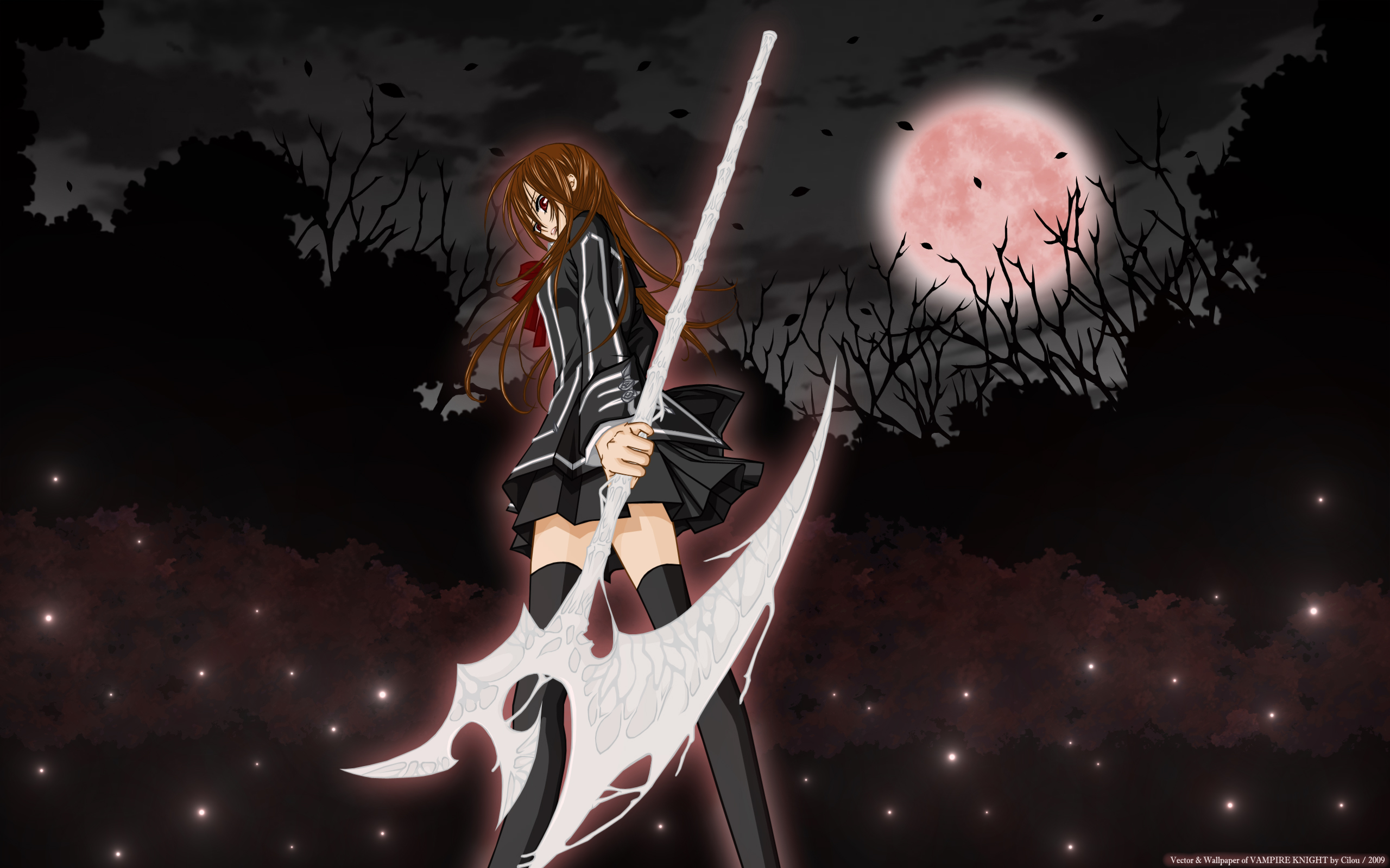 Vampire Knight loveVampire Love Wallpaper
