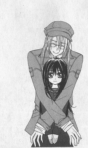 Vampire Knight wallpaper probably with anime titled love