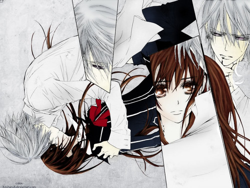 Vampire Knight wallpaper called love