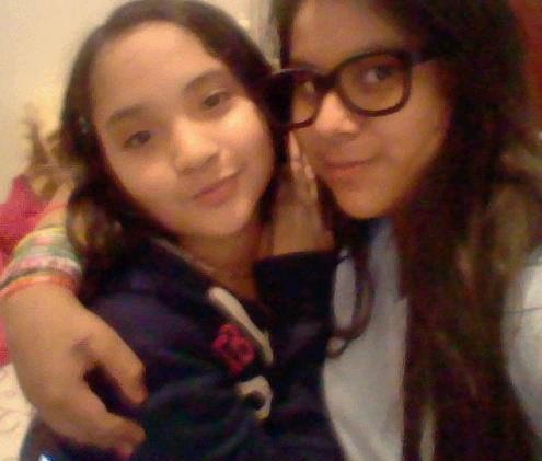 me and my sis jennifer