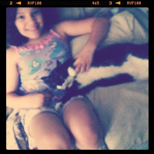 me now with kitty