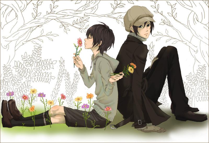 Nabari No Ou Miharu And Yoite miharu rokujo images m...