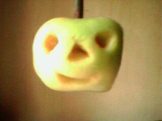 "my ""Jack-o-lantern"""