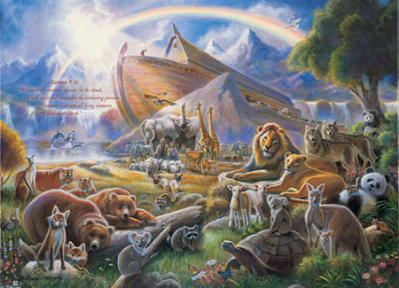 noah&#39;s ark - the-bible Photo
