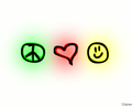 peace love and happiness - peace-love-and-happiness photo