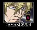 tamaki-chuck morris moment