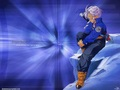 trunks - dragon-ball-z-kai photo