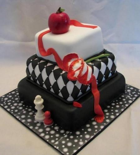twilight saga cake