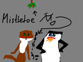 under mistletoe;) - skilene photo