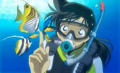 underwater Ran