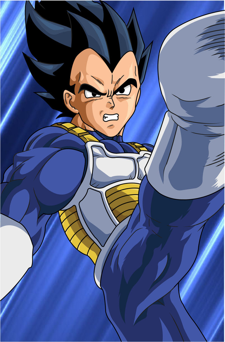 Roby g images vegeta hd wallpaper and background photos 27012333 - Vegeta images ...