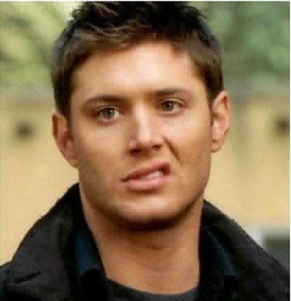 dean winchester wallpaper containing a portrait entitled wow
