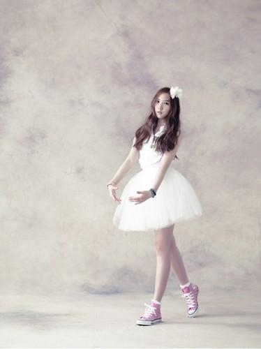 yookyung - Snow rosa, -de-rosa Individual jaqueta fotografia