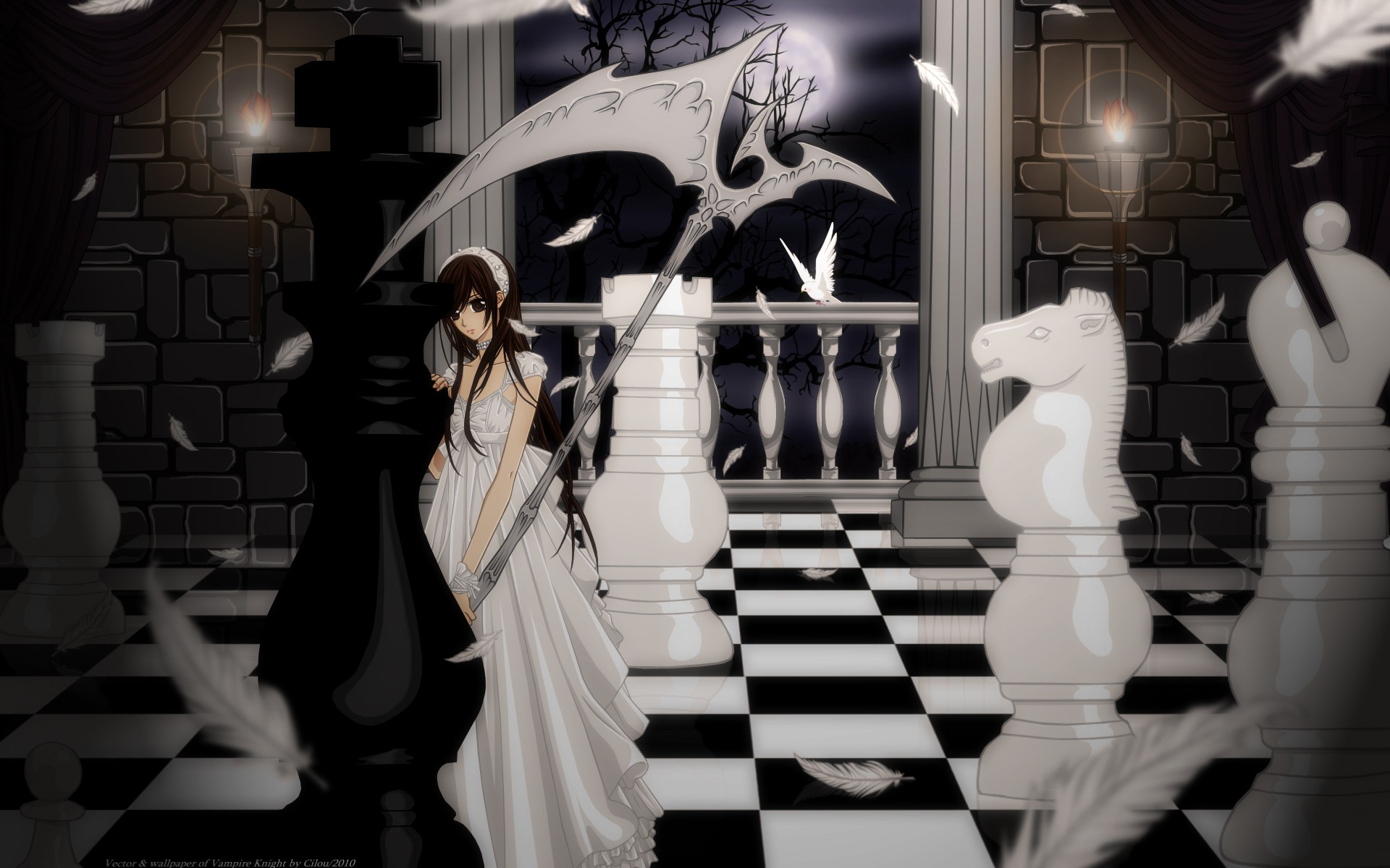 Vampire Knight - Wallpaper Hot