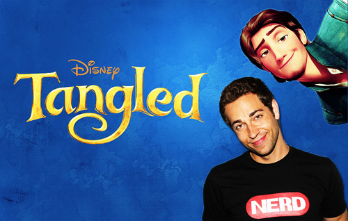 Zachary Levi Tangled Voice Flynn Rider images zac...