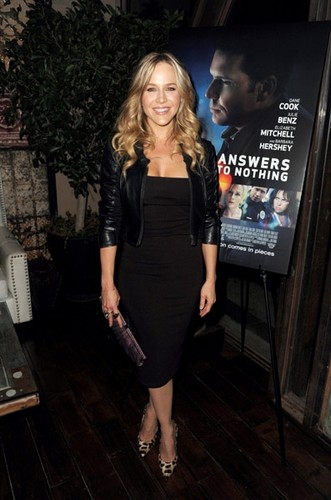 """""""Answers To Nothing"""" Premiere Party - 10/21/11"""