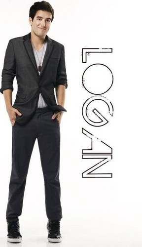 Big Time Rush kertas dinding containing a business suit, a well dressed person, and a suit entitled ☆ Big Time Rush ☆ Logan