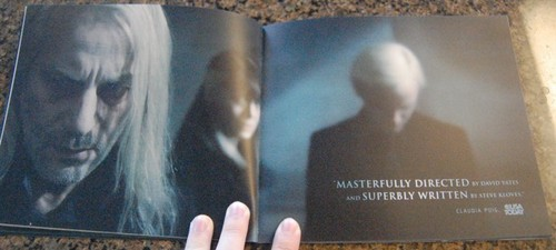 """Consider HP"" booklet for Academy Awards"