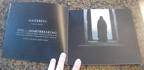 """Consider HP"" booklet for the Oscar jury"