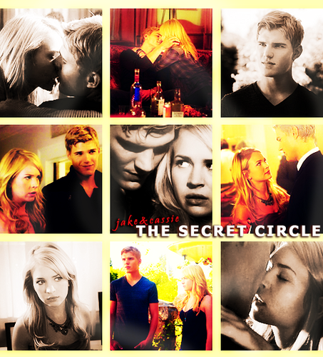 ☆ The Secret círculo ☆ Jake & Cassie