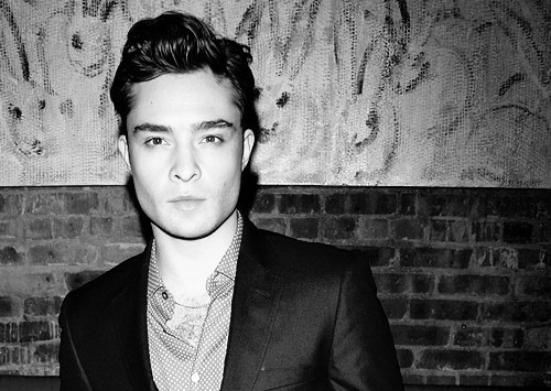 Ed Westwick wallpaper containing a business suit and a suit titled ♥♥