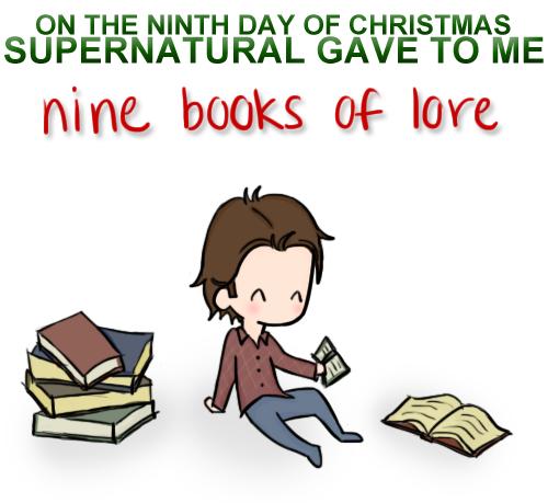 12 days of スーパーナチュラル クリスマス