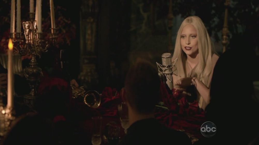 A Very Gaga Thanksgiving - The Edge of Glory