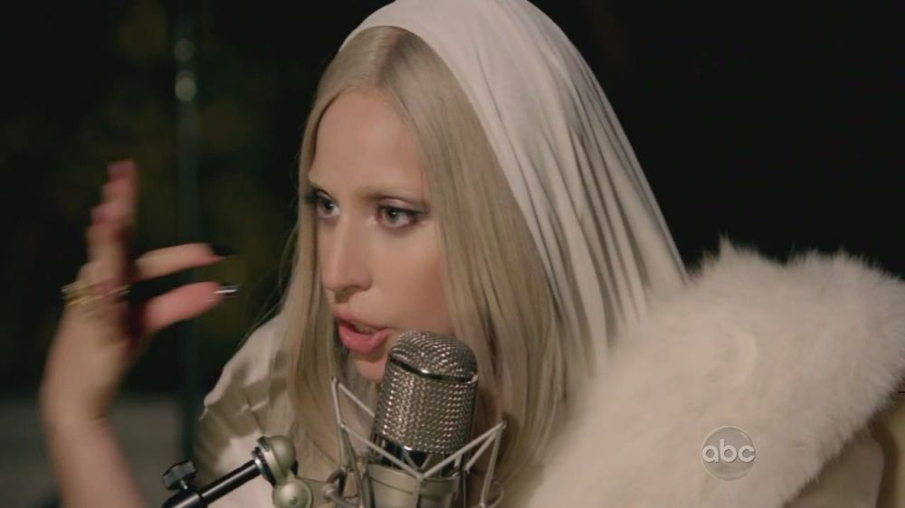 A Very Gaga Thanksgiving - White Christmas