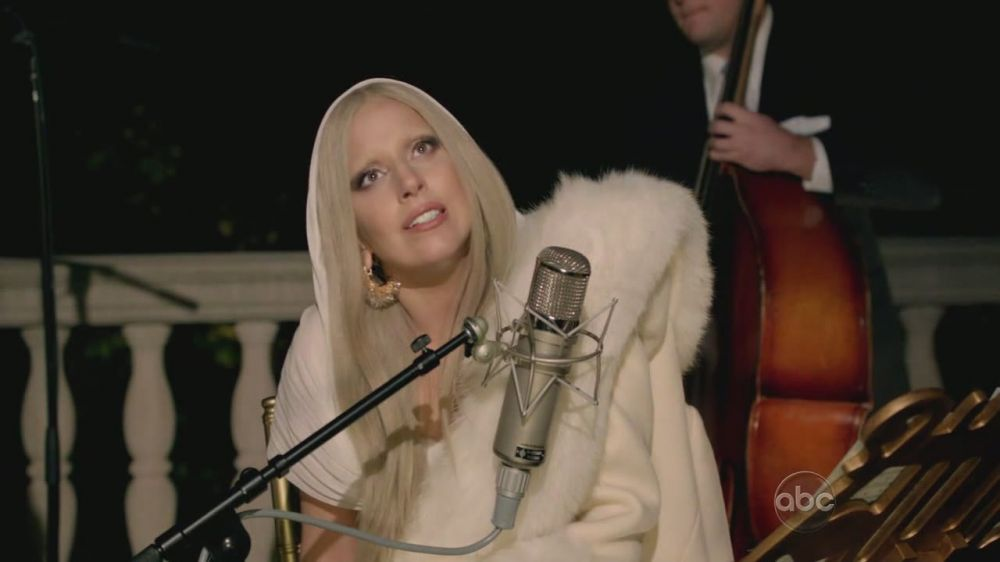 A Very Gaga Thanksgiving - White Christmas