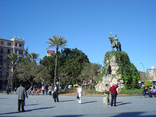 A beautiful place from Palma's city