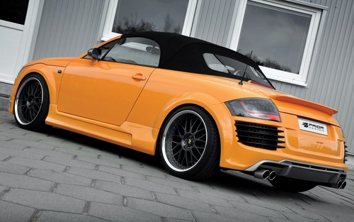 AUDI TT BY PRIOR DESIGN